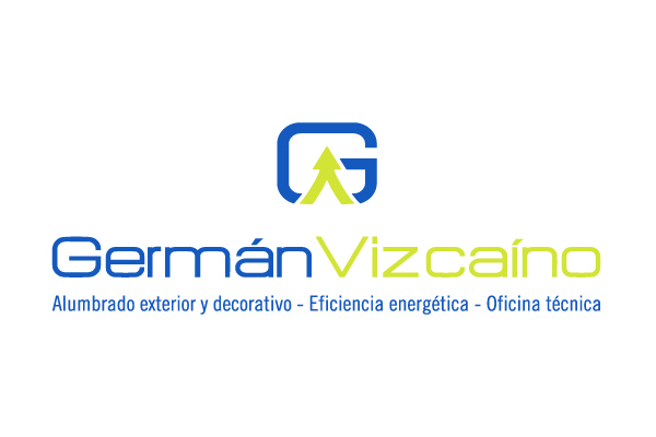 Identidad corporativa German Vizcaino