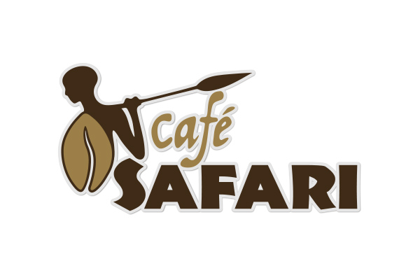 Identidad corporativa Café Safari