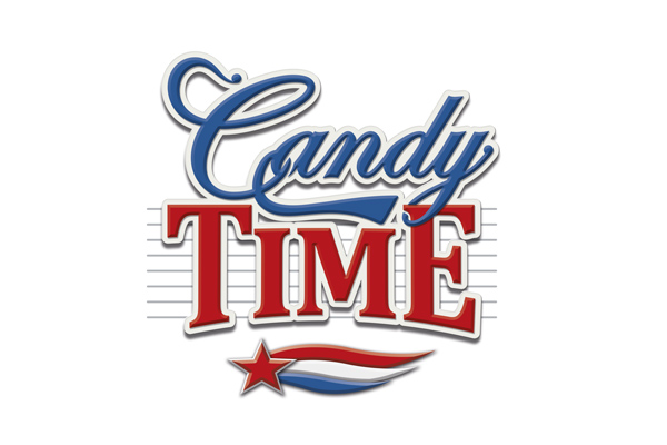 Identidad corporativa Candy Time